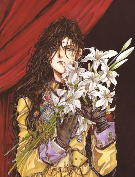Tags: Anime, Kaori Yuki, Angel Sanctuary, Alexiel, Official Art