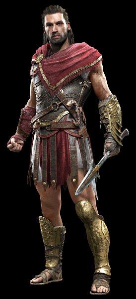 Alexios Assassin S Creed Odyssey Image 2489590 Zerochan
