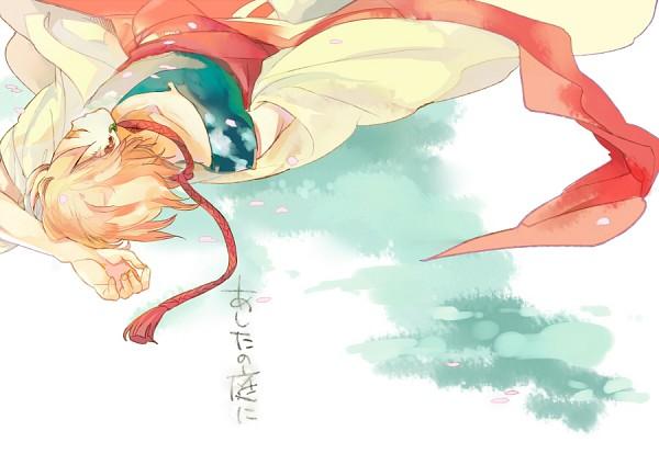 Tags: Anime, Enoshiro, MAGI: The Labyrinth of Magic, Ali Baba Saluja, Pixiv, Fanart