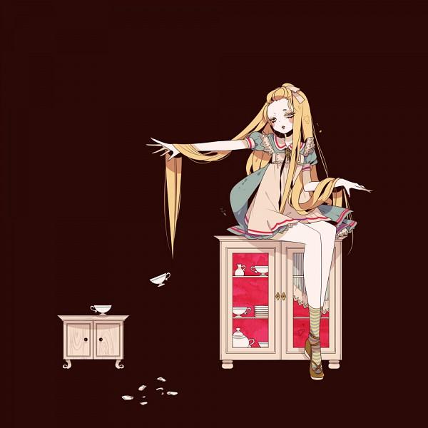 Tags: Anime, Shikimi, Alice in Wonderland, Alice (Alice in Wonderland)
