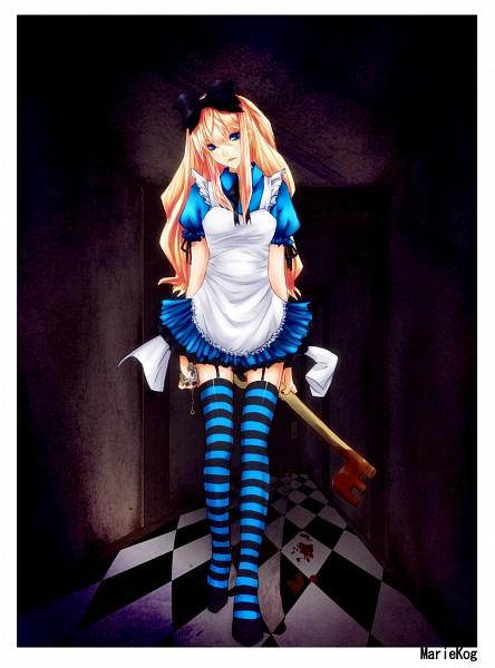 Tags: Anime, Hachiyuki, Alice in Wonderland, Alice (Alice in Wonderland)