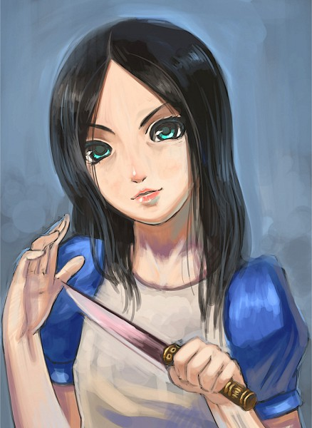 Tags: Anime, Inoi, American McGee's Alice: Madness Returns, American McGee's Alice, Alice (American McGee's), Pixiv, Fanart