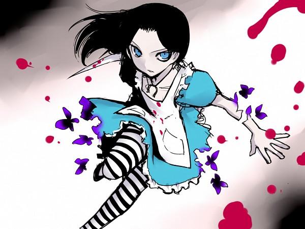 Tags: Anime, American McGee's Alice, American McGee's Alice: Madness Returns, Alice (American McGee's), Pixiv, Fanart