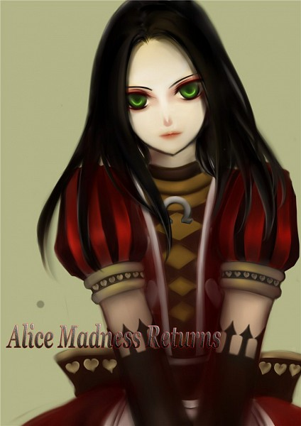 Tags: Anime, 302lion, American McGee's Alice, American McGee's Alice: Madness Returns, Alice (American McGee's), Pixiv, Fanart, Fanart From Pixiv, Mobile Wallpaper