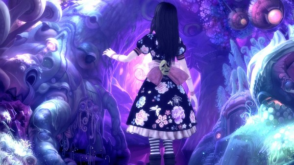 Tags: Anime, American McGee's Alice: Madness Returns, Ether Saga Online, American McGee's Alice, Alice (American McGee's), Loading Screen, Facebook Cover