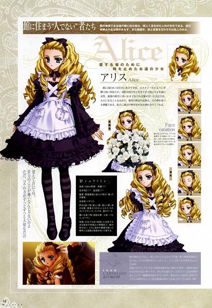 Alice (Messiah) - Messiah
