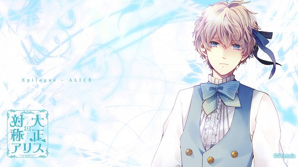 Tags: Anime, MELO (Pixiv3603676), Primula (Studio), Taishou x Alice, Alice (Taishou x Alice), HD Wallpaper, Official Art, Official Wallpaper, Wallpaper