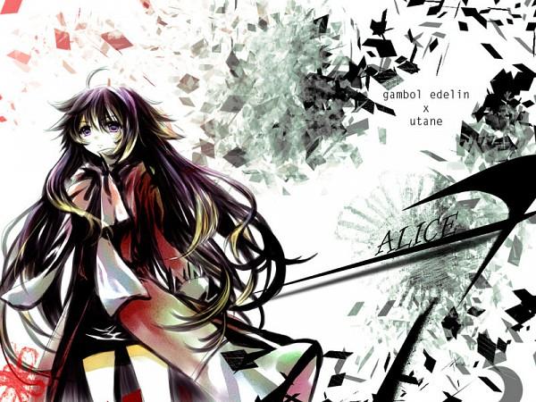Tags: Anime, Utane (Artist), SQUARE ENIX, Pandora Hearts, Alice Baskerville