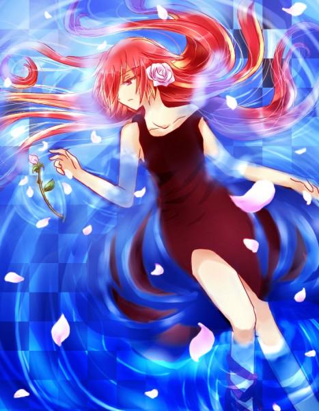 Tags: Anime, Sausu, SQUARE ENIX, Pandora Hearts, Alice Baskerville