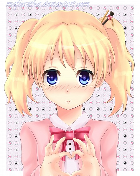 Tags: Anime, Pixiv Id 4335118, Kiniro Mosaic, Alice Cartelet, Mafeczitha