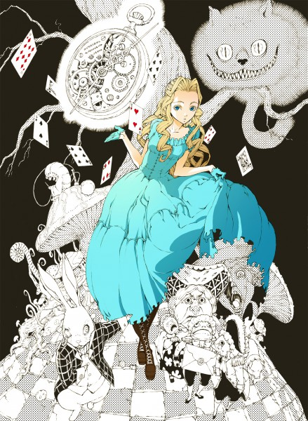 Alice Kingsleigh - Alice in Wonderland (2010 film)