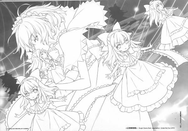 Tags: Anime, An²a, Petite Fatal MONO, Touhou, Alice Margatroid, Shanghai, Comic Market 80, Scan