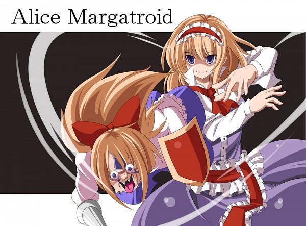 Tags: Anime, Pixiv Id 30152926, Touhou, Alice Margatroid