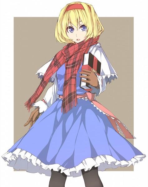 Tags: Anime, Pixiv Id 1822062, Touhou, Alice Margatroid, Fanart
