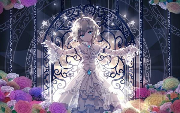 Tags: Anime, Qian Ye 2.S, Touhou, Alice Margatroid, Fanart, Fanart From Pixiv, Pixiv