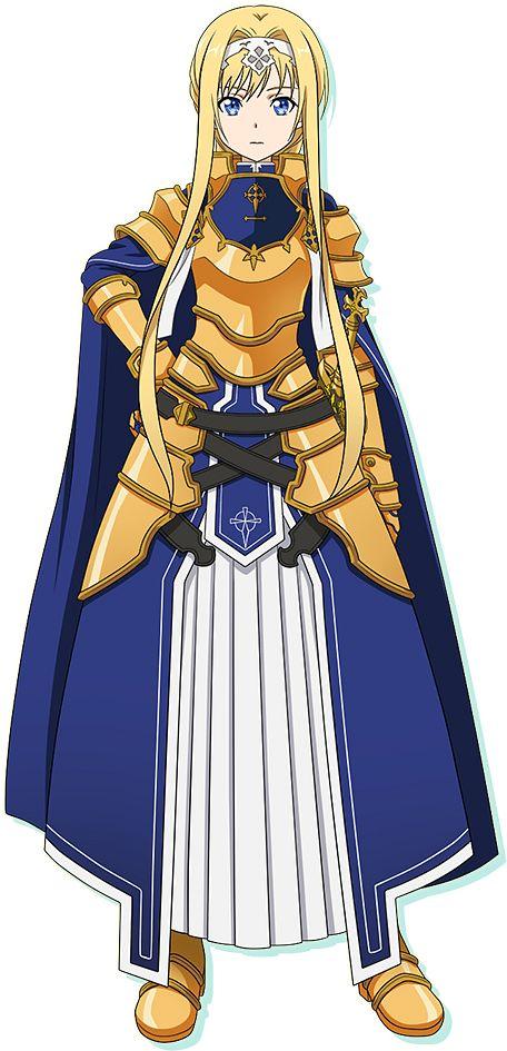 Alice Schuberg (Alice Zuberg) - Sword Art Online