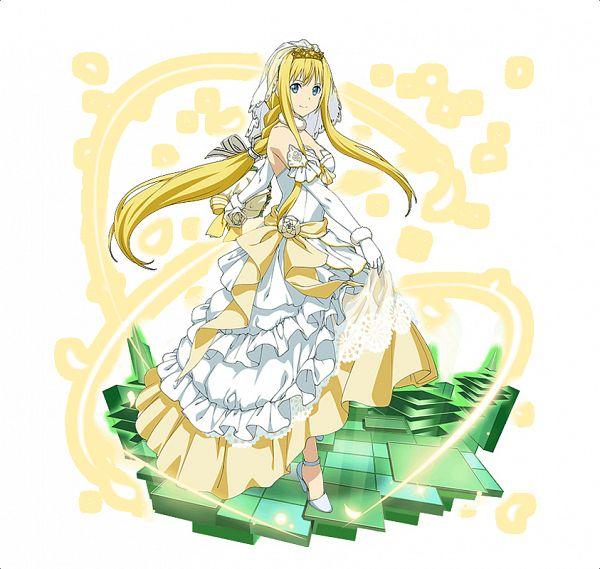 Tags: Anime, Bandai Namco Entertainment, Sword Art Online, Sword Art Online: Code Register, Alice Schuberg, Official Art, Alice Zuberg