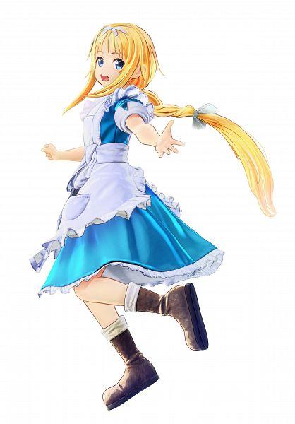 Tags: Anime, Aquria, Sword Art Online, Sword Art Online: Alicization Lycoris, Alice Schuberg, Official Art, 3D, Alice Zuberg