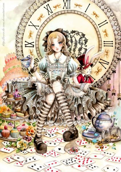 Tags: Anime, Alice in Wonderland, Alice (Alice in Wonderland)