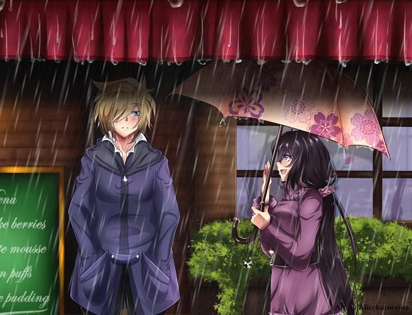 Tags: Anime, AliceKuroCross, Original, deviantART, Self Made