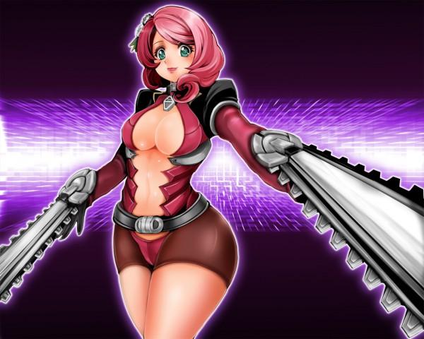 Tags: Anime, 1041 (Artist), Tekken, Alisa Boskonovich