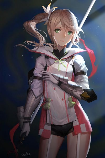Tags: Anime, swd3e2, Tales of Zestiria, Alisha Diefda, Mobile Wallpaper