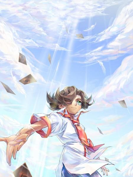 Tags: Anime, Pixiv Id 1222952, Yu-Gi-Oh!, Yu-Gi-Oh! ZEXAL, Alito, Fanart, Fanart From Pixiv, Pixiv