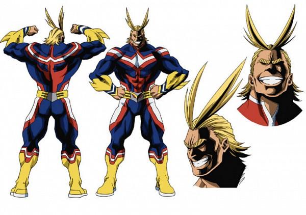 All Might - Boku no Hero Academia