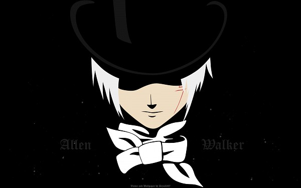 Tags: Anime, D.Gray-man, Allen Walker, Wallpaper