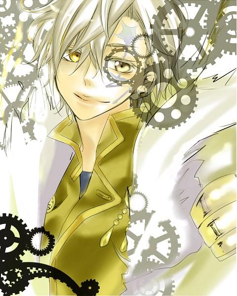 Tags: Anime, Himuxxx, D.Gray-man, Allen Walker, Fanart, Pixiv