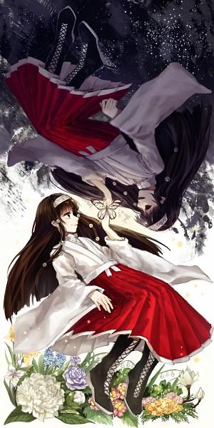 Tags: Anime, Pixiv Id 5811963, Hunter x Hunter, Alluka Zoldyck, Nanika, Fanart From Pixiv, Pixiv, Fanart