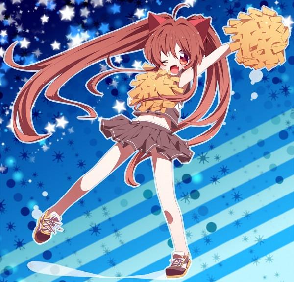 Tags: Anime, Itukixx, Quiz Magic Academy, Aloe