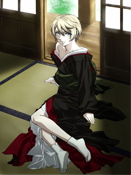 Tags: Anime, Kuroshitsuji, Alois Trancy