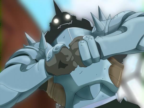 Tags: Anime, SQUARE ENIX, Fullmetal Alchemist, Alphonse Elric, Wallpaper