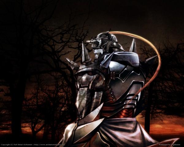 Tags: Anime, Fullmetal Alchemist, Alphonse Elric