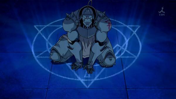 Tags: Anime, Fullmetal Alchemist, Fullmetal Alchemist Brotherhood, Alphonse Elric, Screenshot