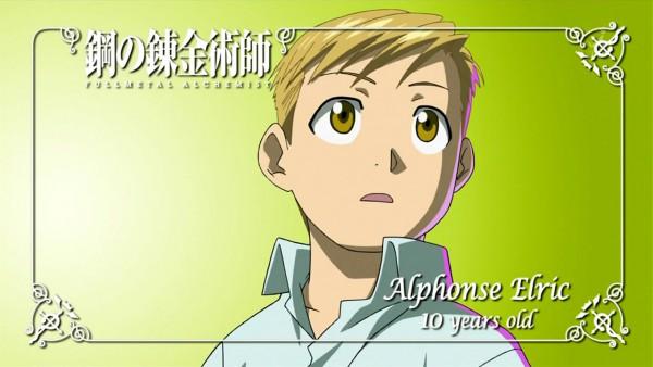 Tags: Anime, Fullmetal Alchemist, Fullmetal Alchemist Brotherhood, Alphonse Elric, Wallpaper