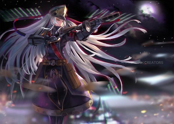 Tags: Anime, Denki, Re:Creators, Altair (Re:Creators)