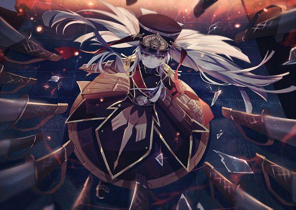 Tags: Anime, Lococo:p, Re:Creators, Altair (Re:Creators), Broken Glass, Fanart From Pixiv, Pixiv, Fanart