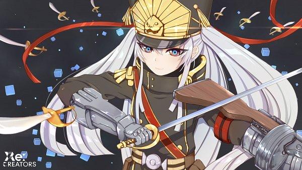Tags: Anime, Pixiv Id 16849480, Re:Creators, Altair (Re:Creators), Wallpaper