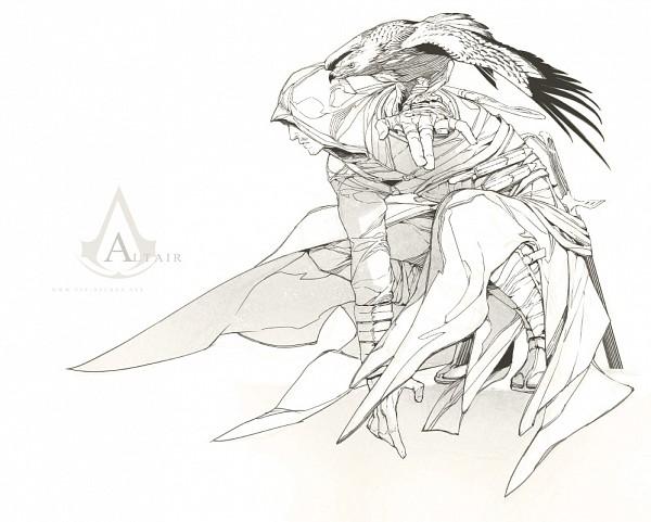 Tags: Anime, Rae, Assassin's Creed, Altair Ibn La-Ahad, deviantART, Fanart
