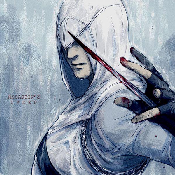 Tags: Anime, Pixiv Id 2382250, Assassin's Creed, Altair Ibn La-Ahad