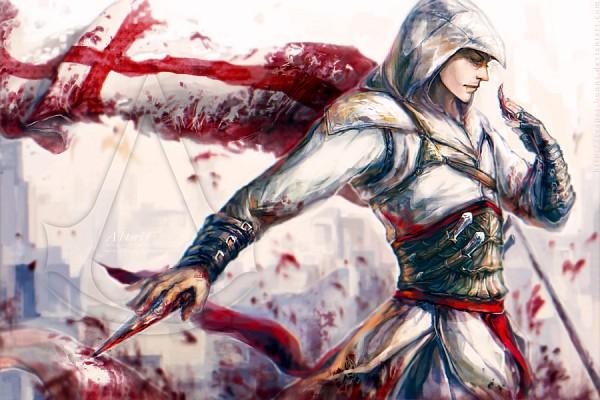 Tags: Anime, Vtas, Assassin's Creed, Altair Ibn La-Ahad