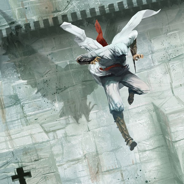Altair Ibn La-Ahad - Assassin's Creed
