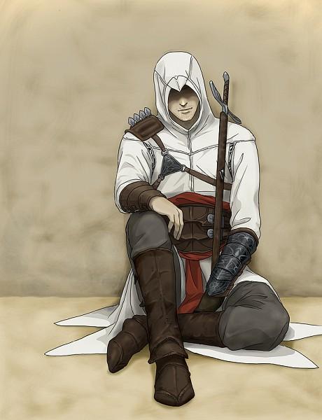 Tags: Anime, Doubleleaf, Assassin's Creed, Altair Ibn La-Ahad