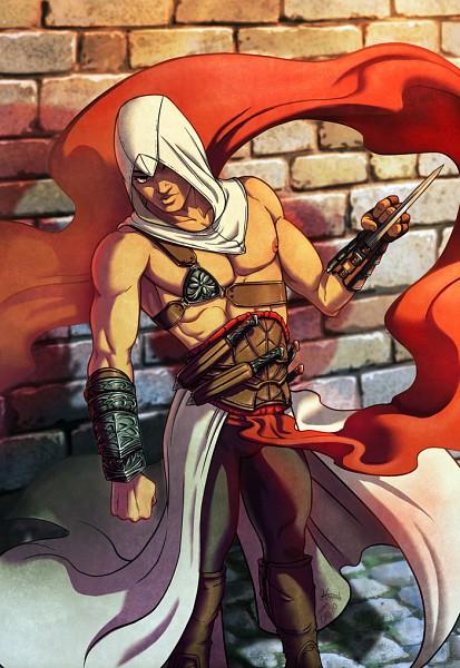 Tags: Anime, Crisart, Assassin's Creed, Altair Ibn La-Ahad