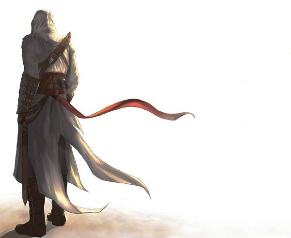 Tags: Anime, Assassin's Creed, Altair Ibn La-Ahad, Assassin