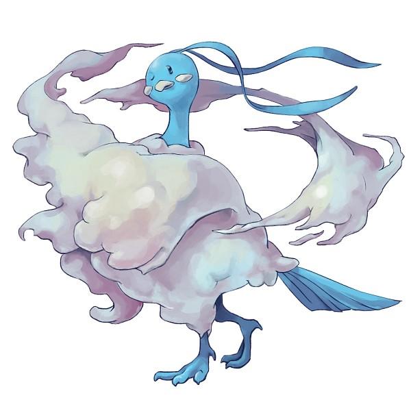 Altaria - Pokémon