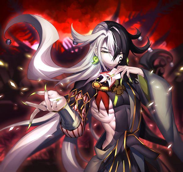 Tags: Anime, Pixiv Id 1221529, Fate/Grand Order, Alter Ego (Ashiya Douman), Fanart, Fanart From Pixiv, Pixiv