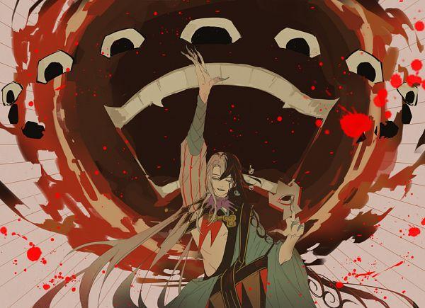 Tags: Anime, Gsgs, Fate/Grand Order, Alter Ego (Ashiya Douman), Fanart, Fanart From Pixiv, Pixiv
